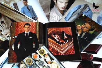abbigliamento e accessori per l'uomo di stile