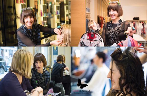 stefania fornoni personal stylist - progetto Prima e Dopo donne curvy
