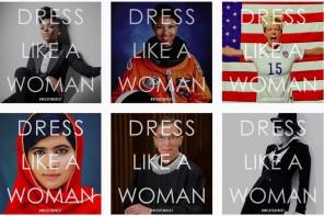 #DressLikeaWoman la protesta social contro Trump