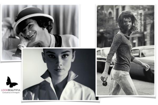 stile-icone-cocochanel-audreyhepburn-jackiekennedy-chic-black-white