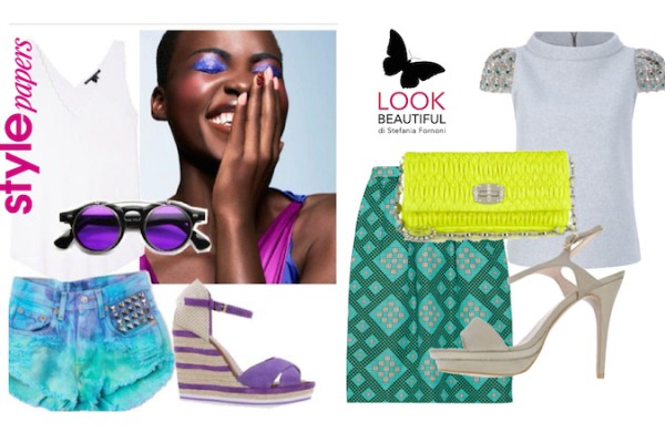 estate-look-happy-zeppe-tacchi-shorts-colori-fluo-beauty-lupitanyongo