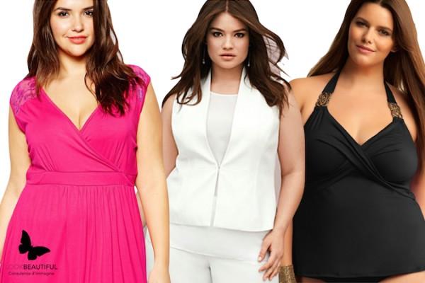 curvy-taglia-oversize-beauty-stile-moda-abiti-nero-bianco-magenta